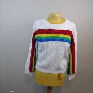 #576 IVY ROSE Rainbow Pride Sweater